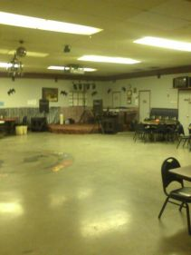 Setup in Moses Lake, WA At The Moose