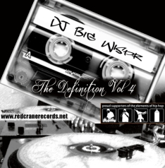 """Cover For My Most Recent Mixtape """"The Definition IV"""""""