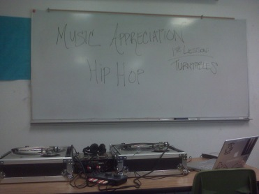Summer Youth Program Teaching Kids About Hip Hop Music And The Culture Of Hip Hop