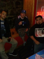 First Ever Hip Hop Show at Crabby's in Pendleton