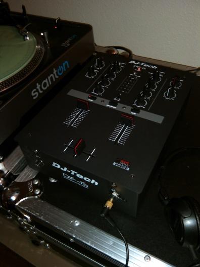 New Mixer Upgrade