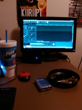 Working on another Mixtape