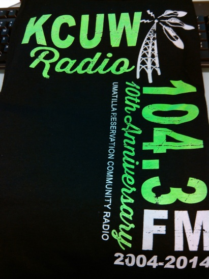 KCUW Shirts We Sell For Station Dollars
