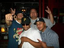 Hip Hop Show we did in Pendleton, Ill Manner'd was in the house that night