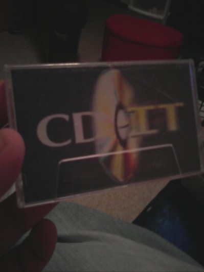 Old Mixtape From Jr. High I Think