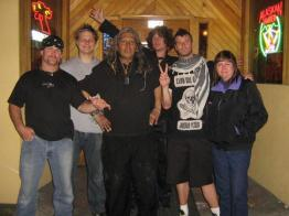One Of The Greatest Band I Ever Booked In Pendleton...NORTHERN ALLIANCE!!