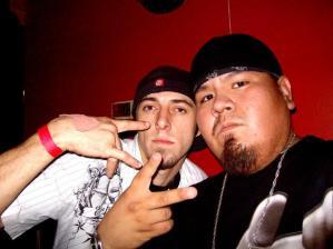 DJ Dyer And Myself
