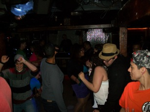 Dancefloor Packed
