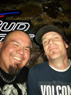 DJ Billy Vanilli and Myself