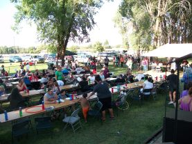 CTUIR Picnic Shot 2014
